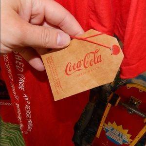 Coca Cola Shirts - Coca-Cola Vintage 80s T-shirt unisex Medium NWT